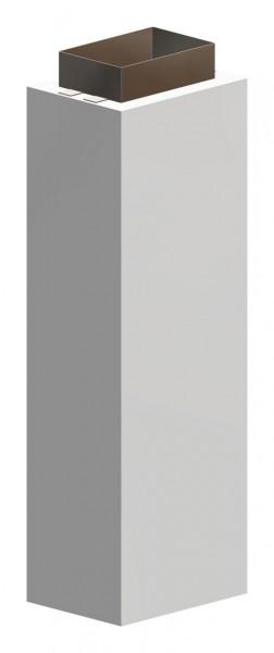 F30 Schachtelement 600 mm, inkl. Steckverbinder