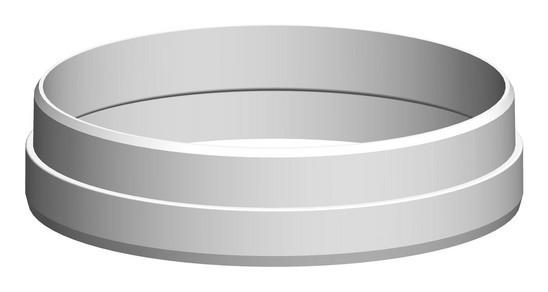 Adapter Verlängerung 15mm DN 80/125 für alle Buderus und Junkers Geräte