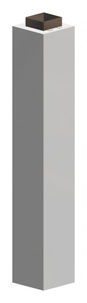 F90 Schachtelement 1.195 mm, inkl. Steckverbinder