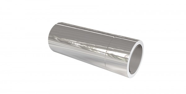 Längenelement kürzbar mit integriertem Wandfutter 1080 mm