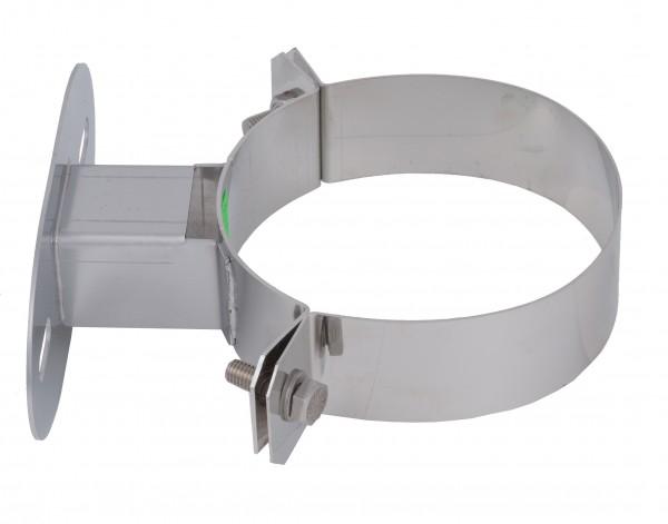 Wandabstandhalter 50 mm - aus Edelstahl blank