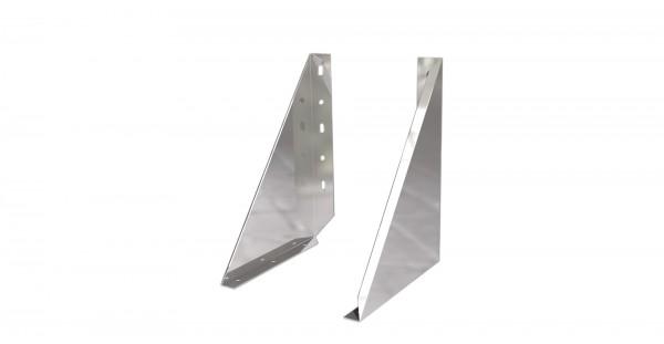 Wandkonsole verstellbar 50-90 mm