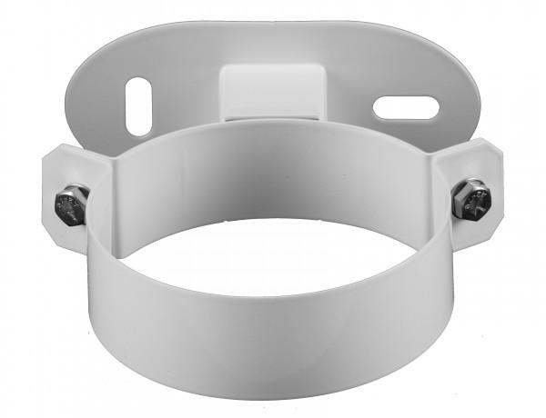 Wandabstandhalter 50 mm - aus Edelstahl weiß