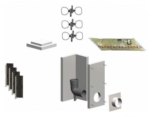 F90 Basis-Set für Bodenmontage