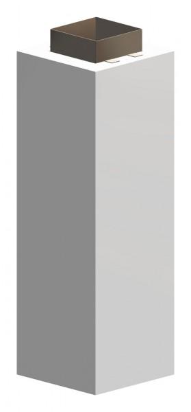 F90 Schachtelement 600 mm, inkl. Steckverbinder